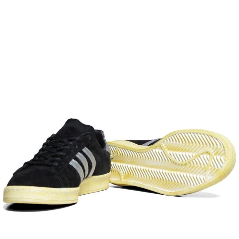 buy popular a3afd 51134 Adidas x Mita Campus 80s Black  Metallic Silver 4