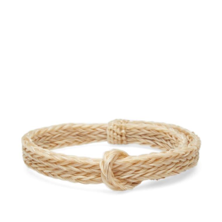 Chamula Hh Braided Bracelet - Natural