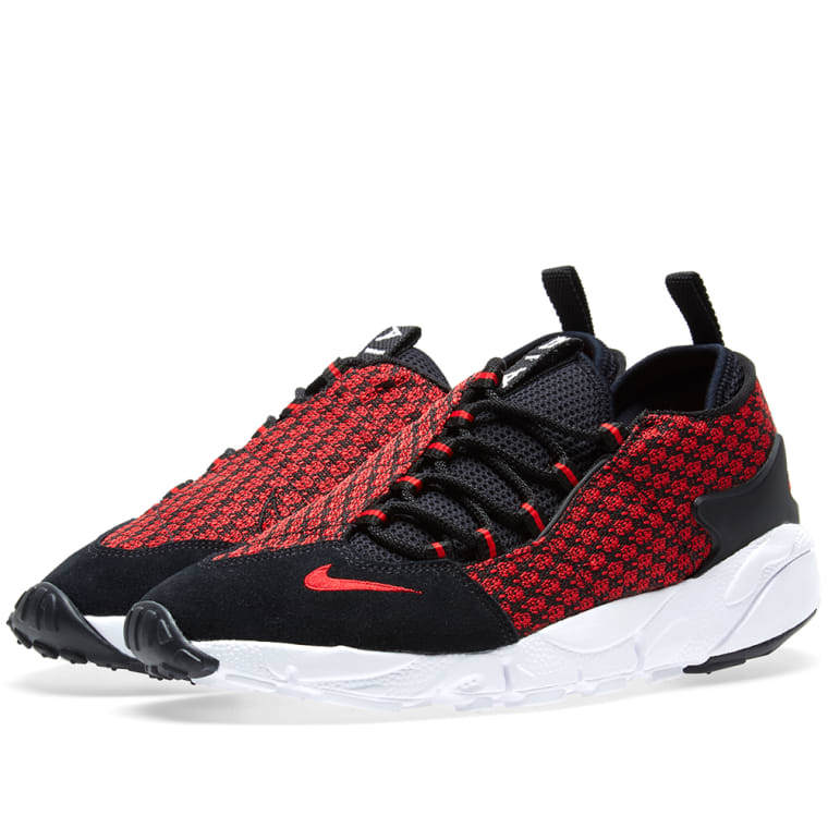 6ac4add3534 Nike Air Footscape NM Jacquard (University Red)