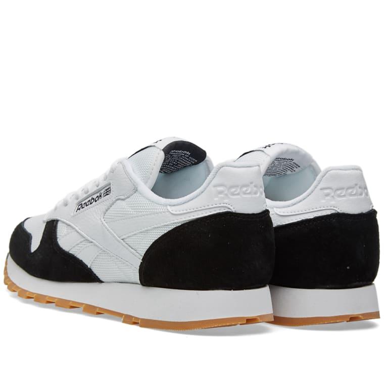 Reebok x Kendrick Lamar Classic Leather  Perfect Split  (White ... c11613638954f