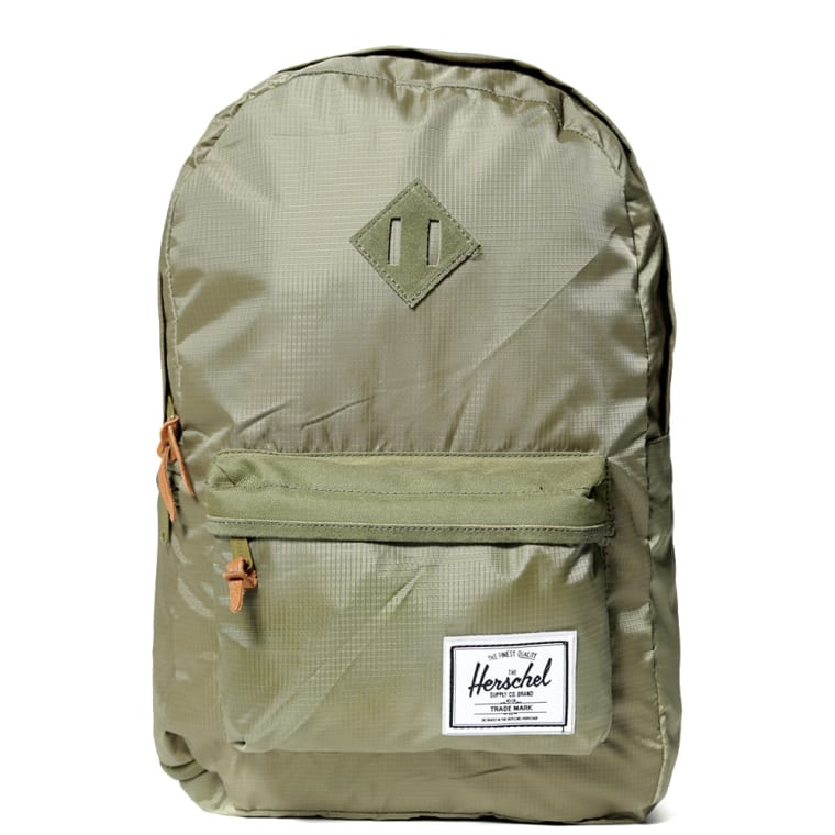 a28f667c1c1 Herschel Supply Co. x New Balance Heritage Plus Back Pack Army Ripstop 8