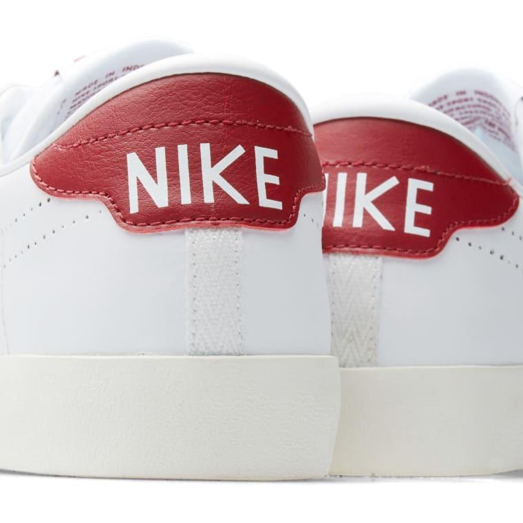 release date: 5eba6 caccc Nike Tennis Classic AC White  Chianti 3