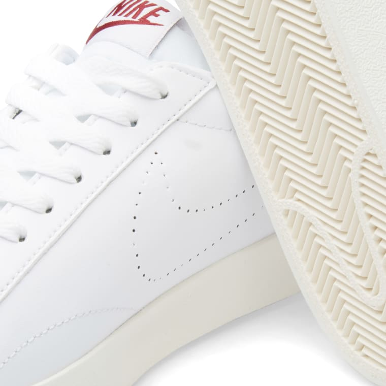 buy popular 7599d 8747d Nike Tennis Classic AC White  Chianti 4