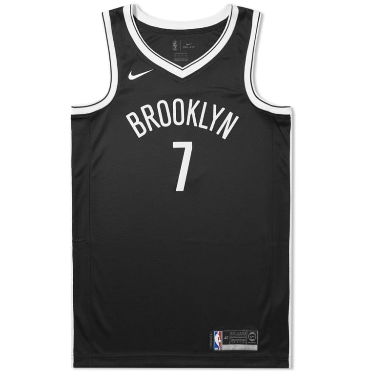ee8bfb511 ... purchase nike brooklyn nets swingman road jersey black 1 acd61 0dc40
