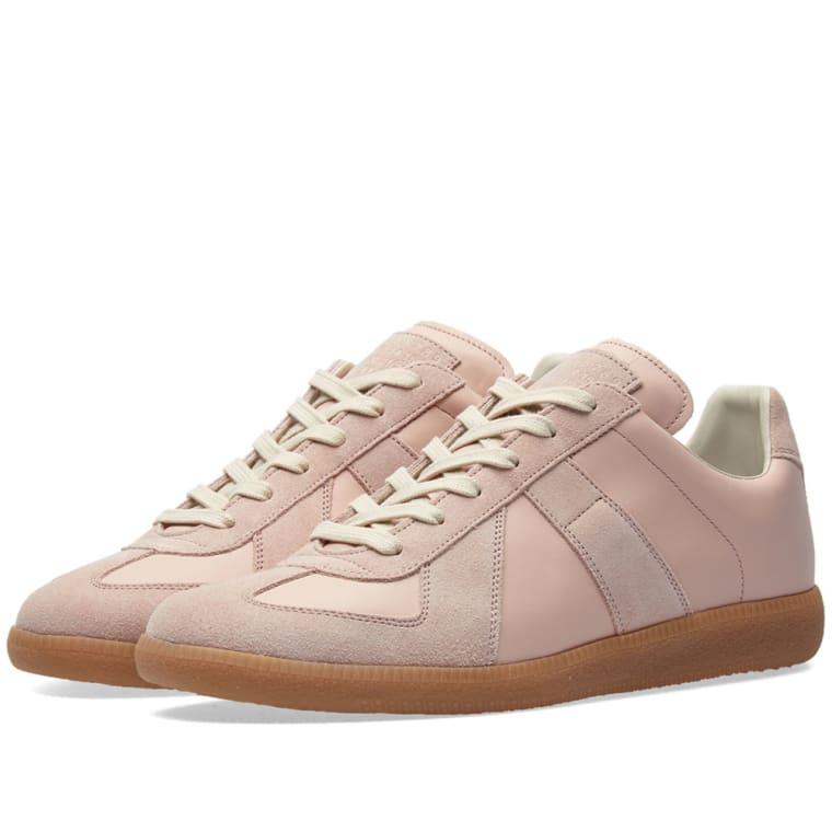 Maison Margiela Replica Leather Sneakers Gr. IT 41