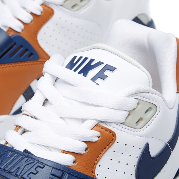 size 40 01ce4 b9e7f Nike Air Trainer SC II Low Premium  Medicine Ball  White   Midnight ...