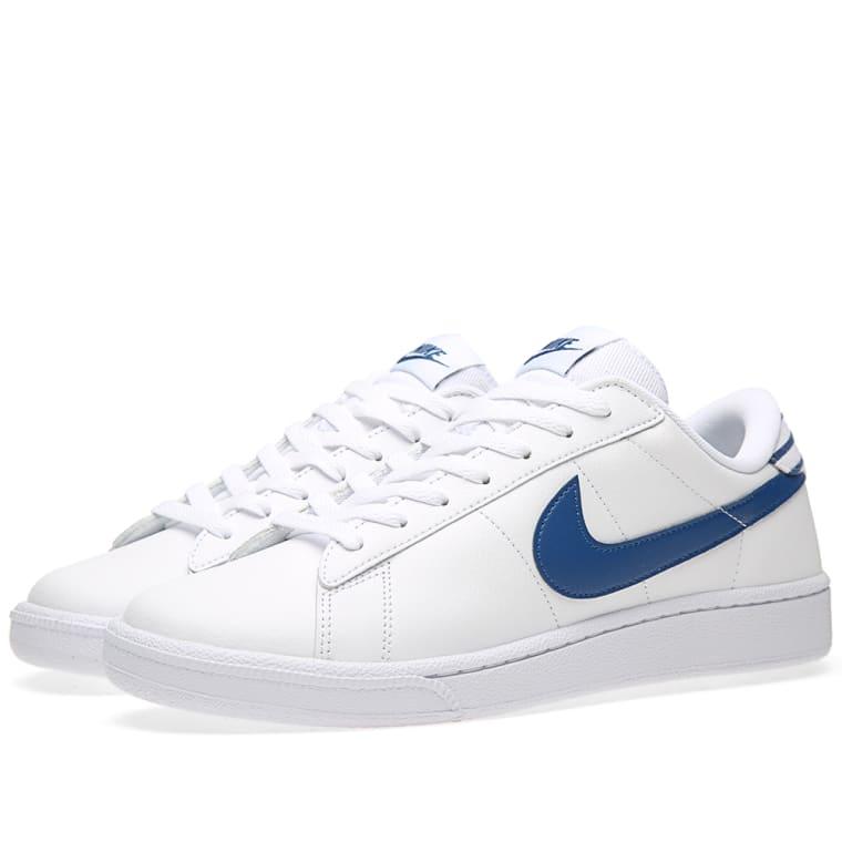 Nike Tennis Classic CS (White   Gym Blue)   END. 282363087093