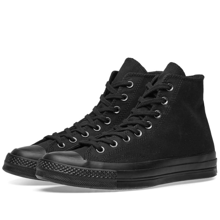 6ce5e10d7e8f Converse Chuck Taylor 1970s Hi - Mono Black - Size UK 7 886955724242 ...