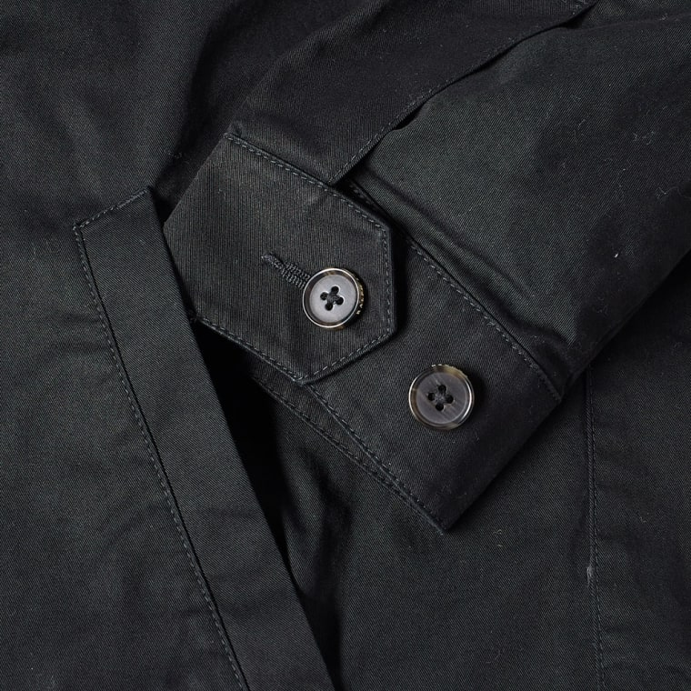 afa6e9cb7eab67 Polo Ralph Lauren Barracuda Lined Jacket Black 2