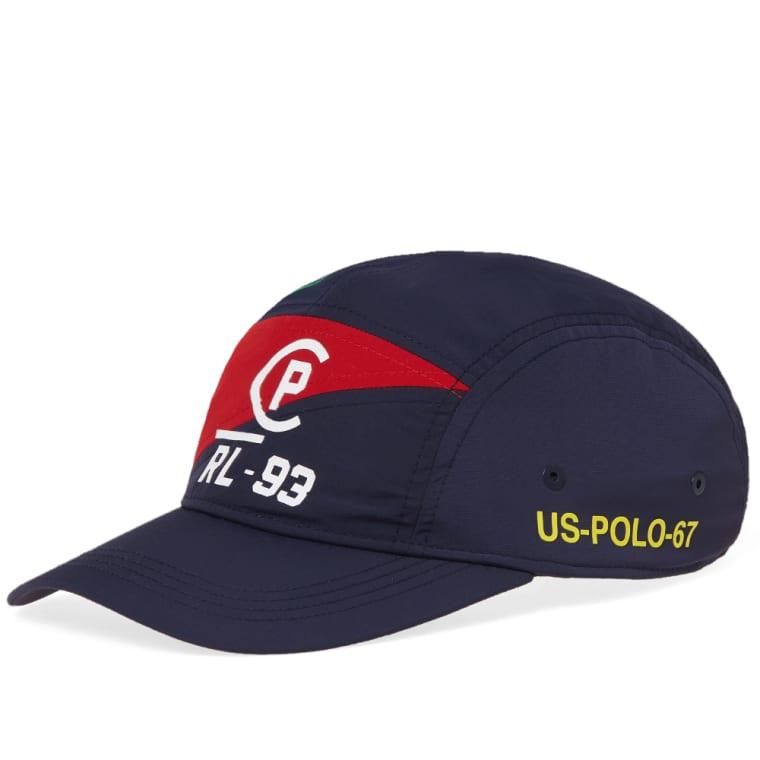 Polo Ralph Lauren Americas Cup 5 Panel Cap (Newport Navy)  63c12e9d787