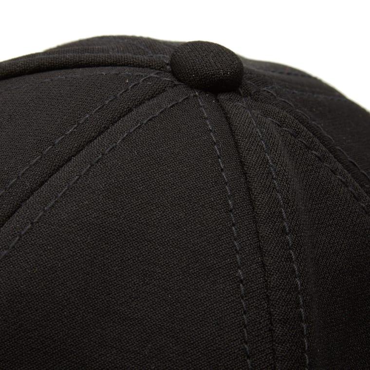 8505b3586d5 C.P. Company Softshell Logo Cap (Black)