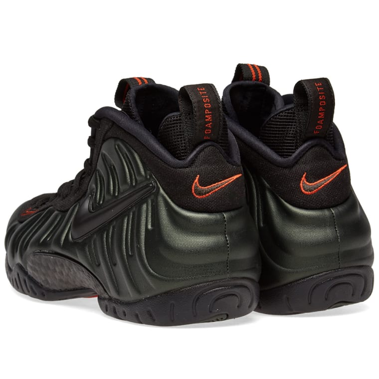 official photos 31ca6 9ea1a germany nike foamposite negro suede gs 0a8f5 f1246