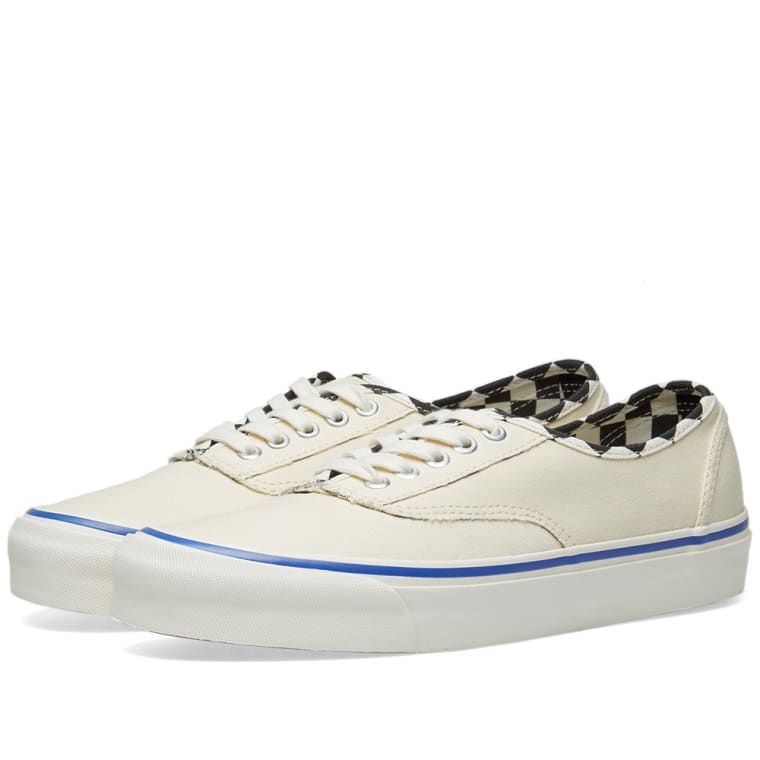 Vans OG Authentic LX  Inside Out  Checkerboard (White)  a5c9f5e5f