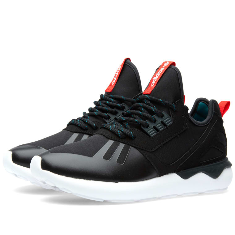 9768a92c288 ... spain adidas tubular runner weave core black tomato white 1 2d1b4 4b9a0