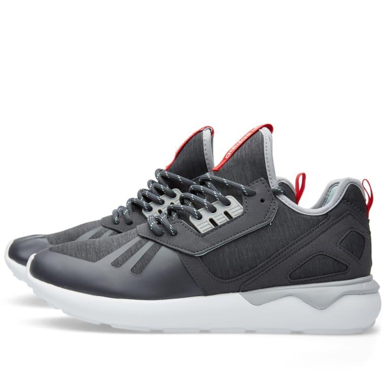 the latest e2c09 50a44 ... order adidas tubular runner weave solid grey tomato white 3 165fa 80696