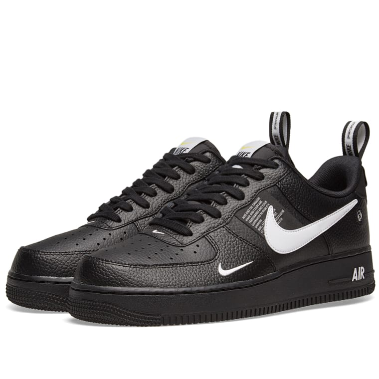 142bdcdb4db0 Nike Air Force 1 07 Lv8 Utility Black Release Date ✓ The Blouse