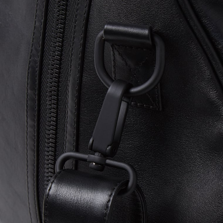 34fc0fa951 Common Projects Leather Duffle Bag (Black)