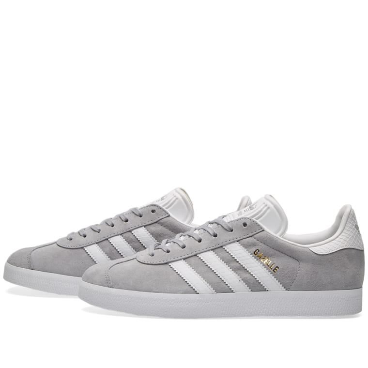 Adidas Women\u0027s Gazelle W. Mid Grey. $95. Plus Free Shipping