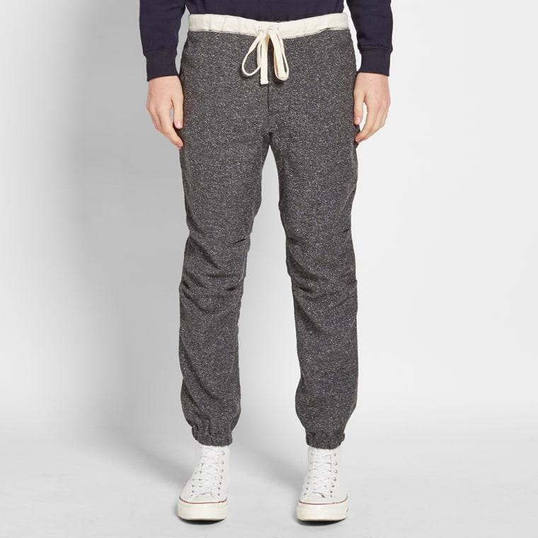 Beams Plus Gym Pant Charcoal Grey End