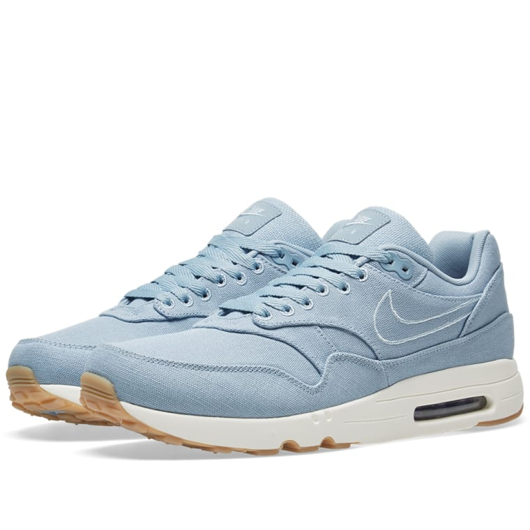 low priced 9140b a0242 ... ireland nike air max 1 ultra 2.0 txt blue grey light armoury blue 1  e879e 7e049 real classics revisited 1989 ...