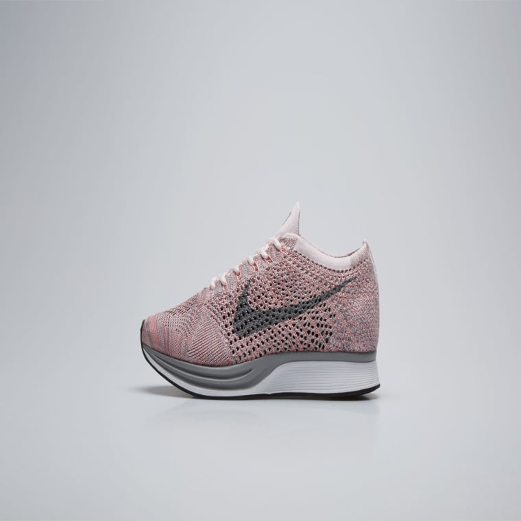 newest f9784 529c0 ... sale nike flyknit racer pearl pink cool grey launches1desktoplandscape  1 5e201 36f90 ...