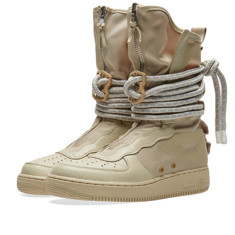 Nike SF Air Force 1 Hi Men's Lifestyle Boots Rattan/Rattan/Rattan nP4487M