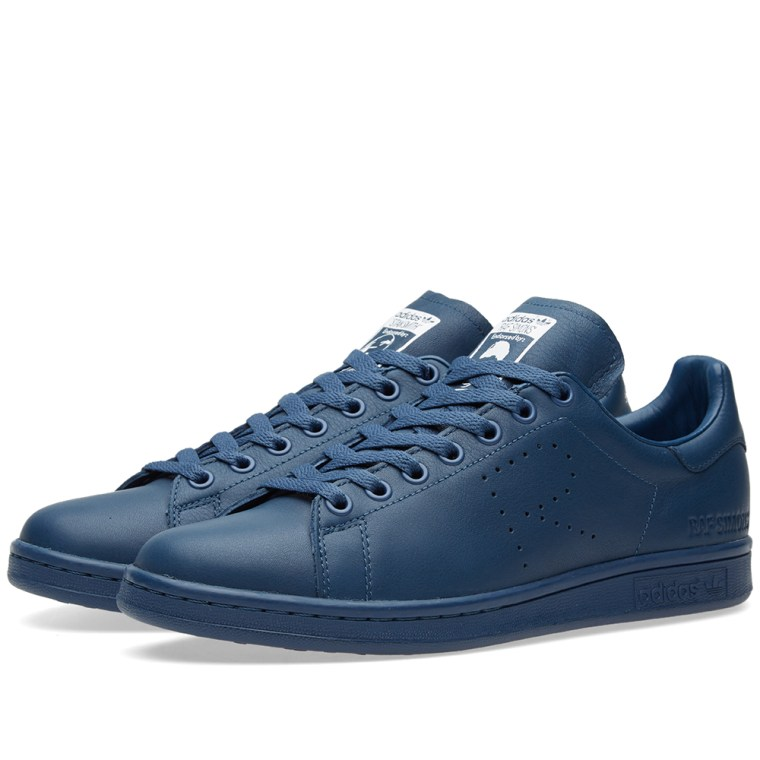 Stan Smith Perforated R Sneakers - UK7.5 / Blue adidas by Raf Simons