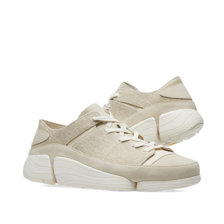 Clarks Originals Trigenic Evo Off White Combi