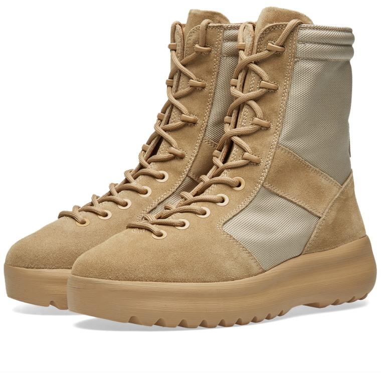 yeezy season 3 military boot