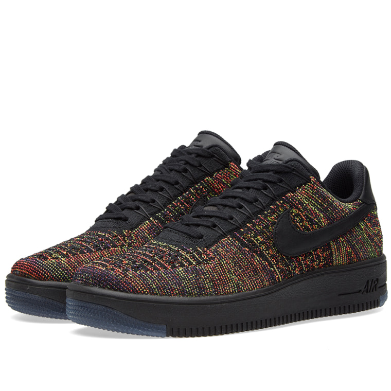 Men's Shoe Nike Air Force 1 Flyknit Low 817419-001