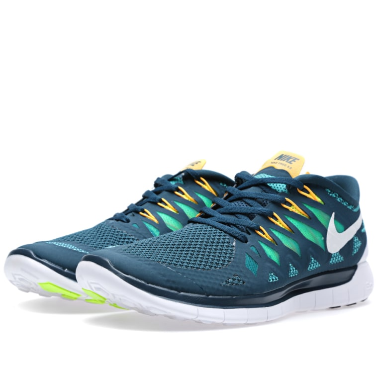 Nike Free 5.0 Nightshade Tribe Green