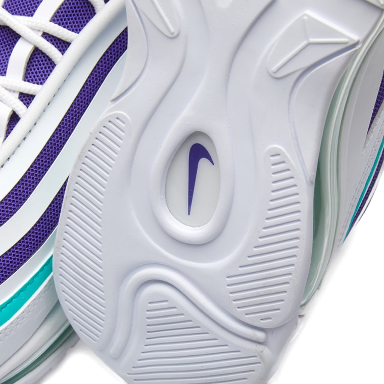 info for 32aaf 00997 Nike Air Max 97 Ultra 17 SE W White, Court Purple Emerald ...