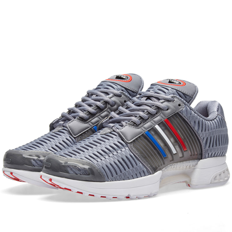 Adidas Climacool 1 Schuhe grey-blue-red - 40 gpSTeR