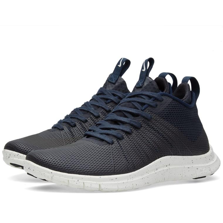 free shipping 8f68c c6a8c ... Mens Shoes Dark Obsidian Nike Free Hypervenom 2 FS Dark Obsidian, Black  Ivory 1 Grey ...