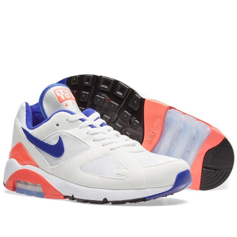Nike Shoe Max Air Women White