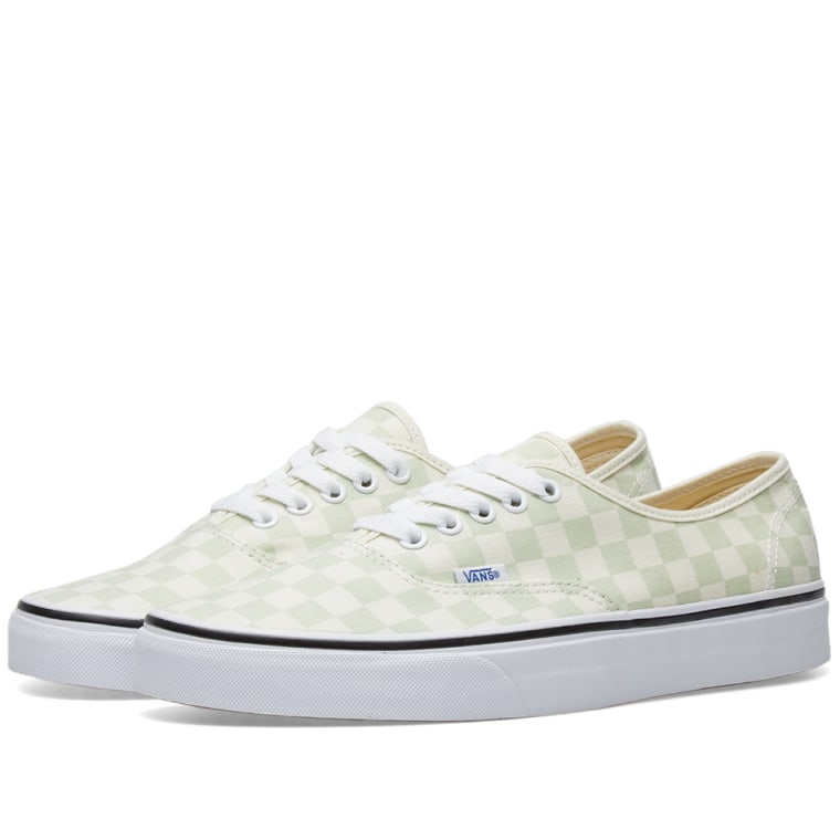 Vans Checkerboard Authentic - Ambrosial/Classic White
