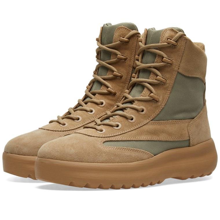 yeezy season 5 military boot