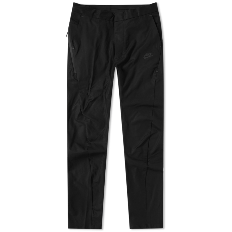 Nike Bonded Sweat Pant  Black  1