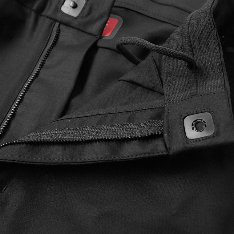 Nike Bonded Sweat Pant  Black  2