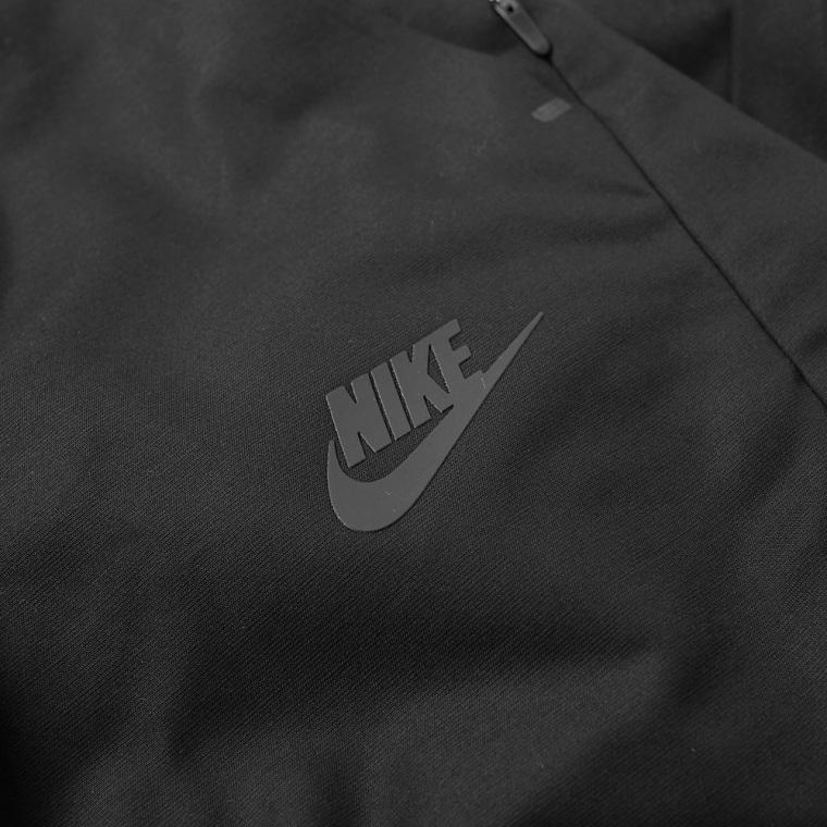 Nike Bonded Sweat Pant  Black  6