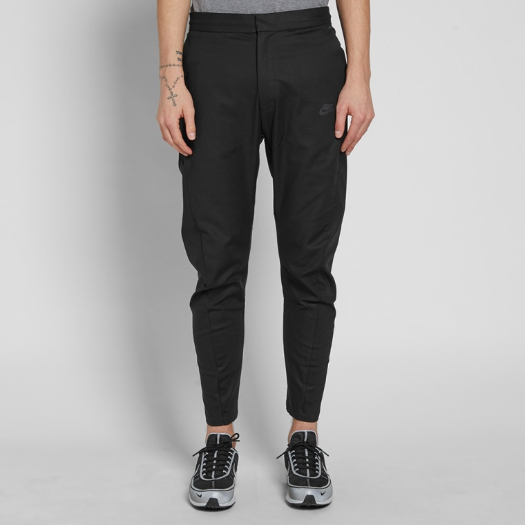 Nike Bonded Sweat Pant  Black  7