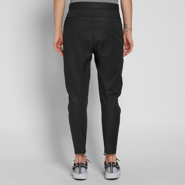Nike Bonded Sweat Pant  Black  8