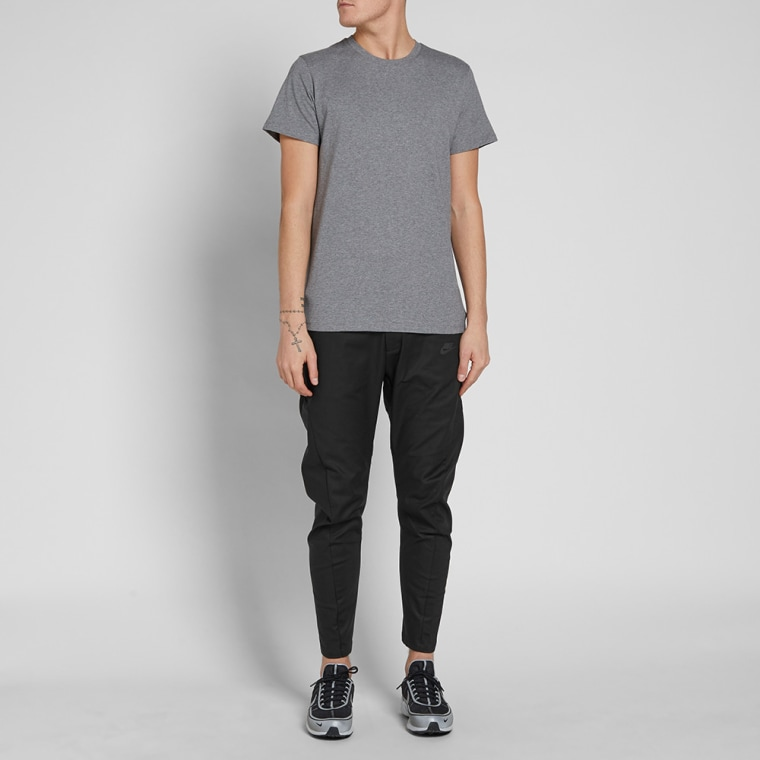 Nike Bonded Sweat Pant  Black  9
