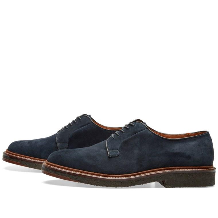Alden Shoe Sizing
