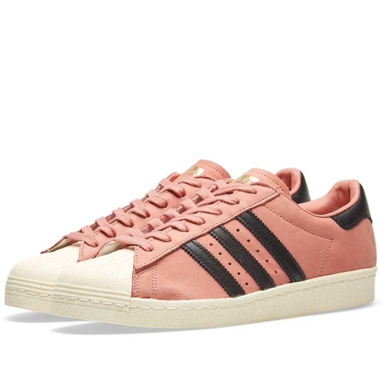 Adidas Superstar 80s Decon W Ash Pink Black & Cream