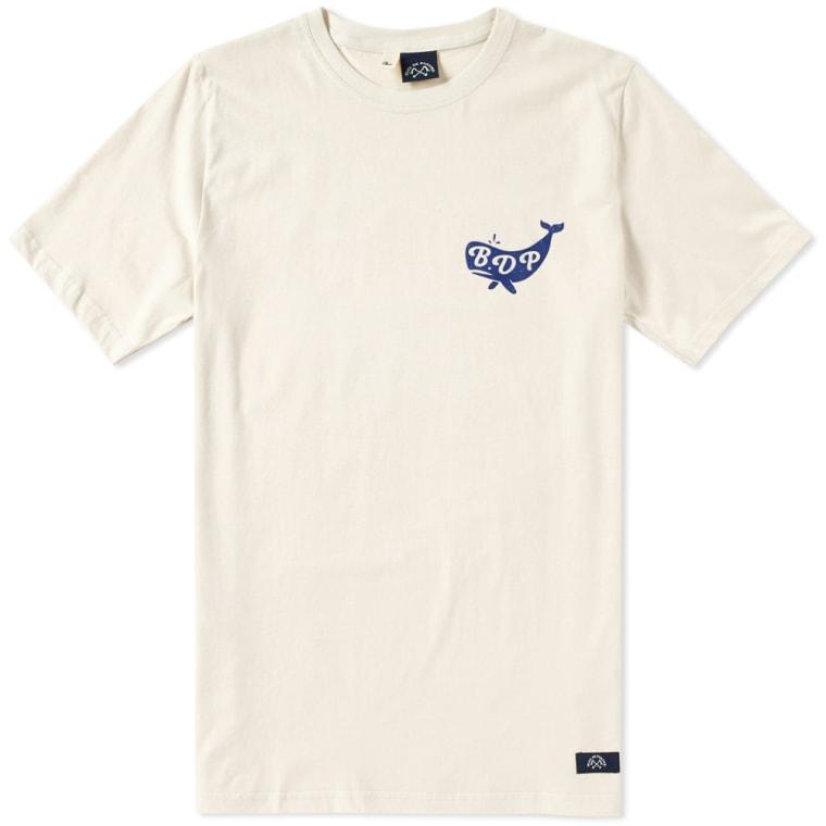 Whale logo shirt our t shirt for Whale emblem on shirt