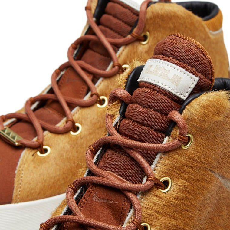 Lowest Price Nike Lebron 12 NSW Lifestyle Cheap sale Camel Hazel