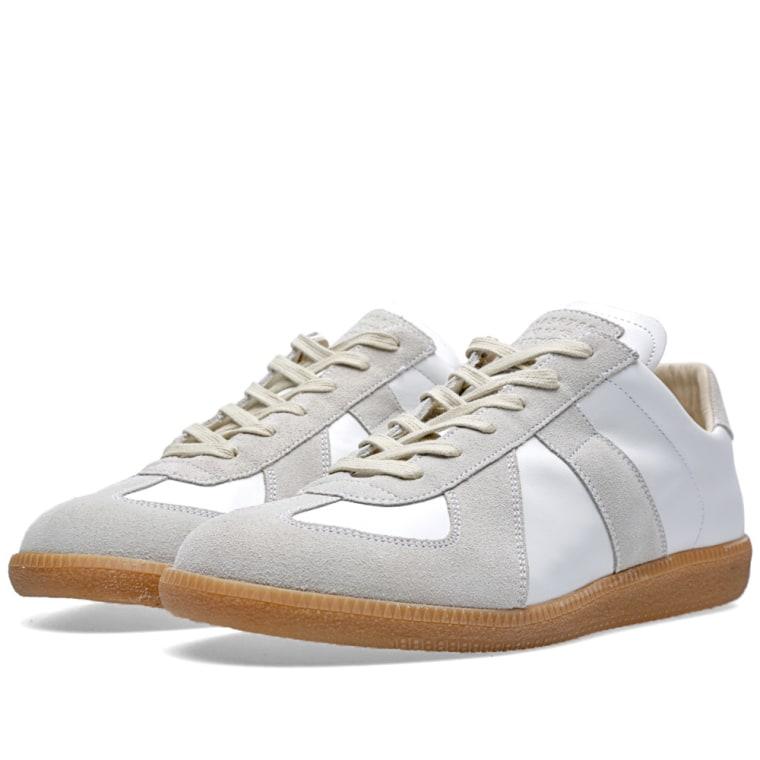 Replica sneakers - White Maison Martin Margiela
