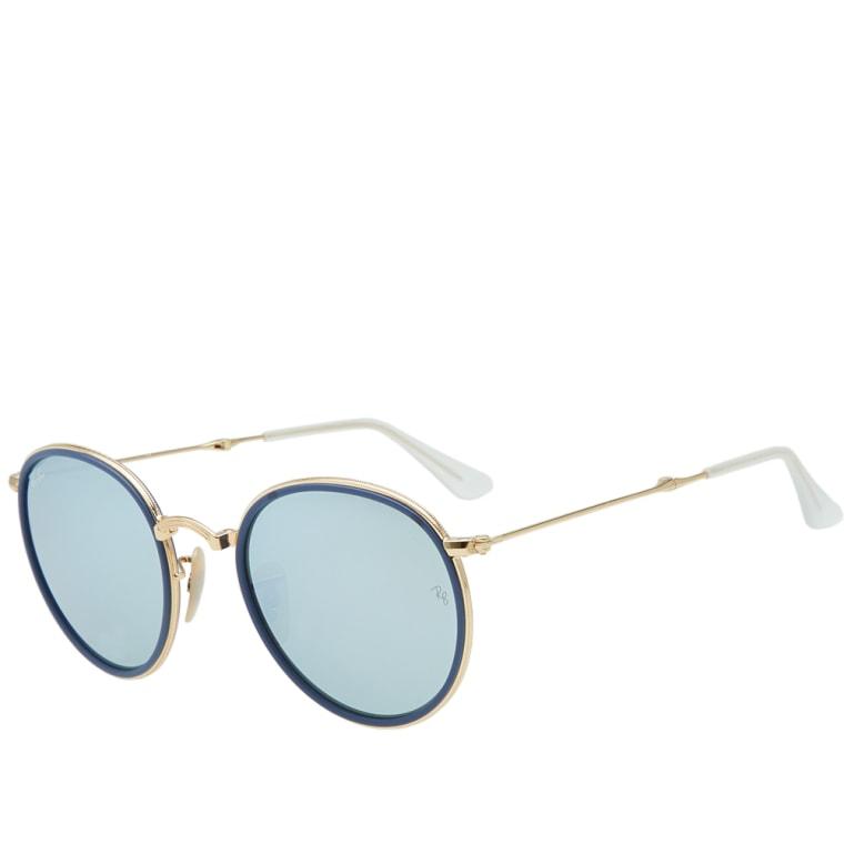 Sunglasses On Sale, Azure, 2017, one size Saint Laurent