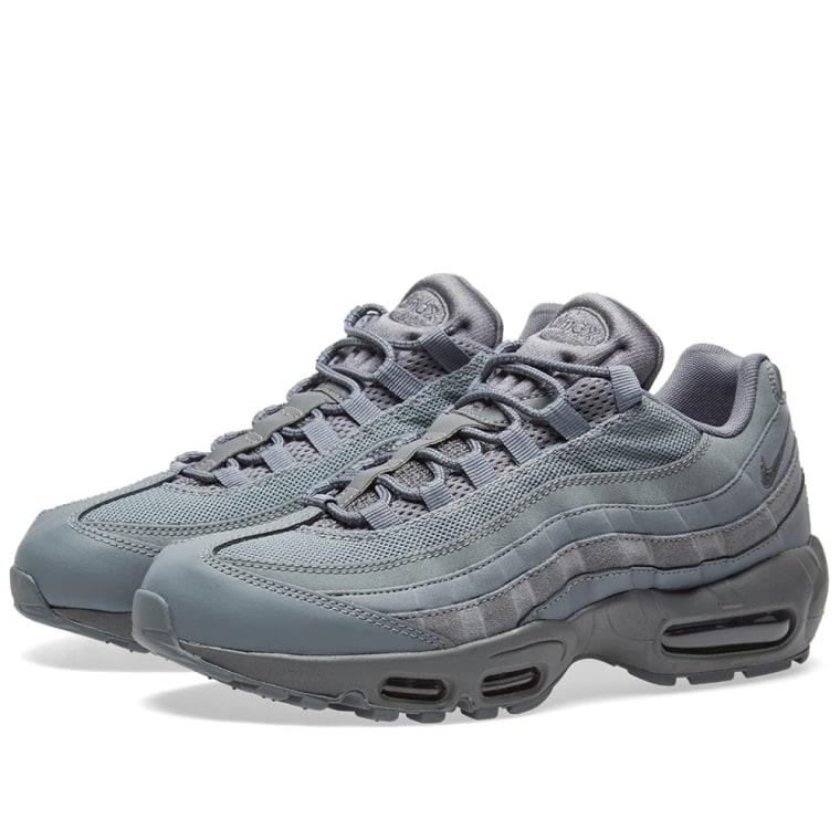 a3412973abd ... Nike Air Max 95 Essential Cool Grey 1 ...